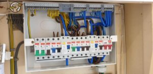 החלפת לוח חשמל אחרי הגדלת חיבור חשמל בבית