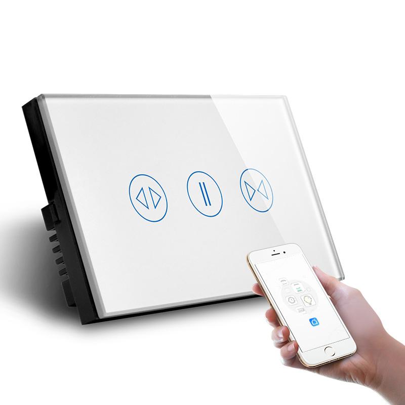מפסק חכם לתריס חשמלי כולל אפליקציה לשליטה מלאה