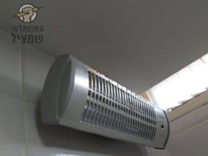 התקנת תנור אמבטיה בבית בחולון בשכונת בנאות רחל